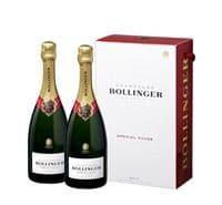 Bollinger Special Cuvée Brut Geschenkspackung 2 x 75cl