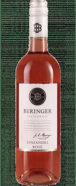 Beringer Vineyards Classic Collection Zinfandel Rosé 10.5% Vol. 75cl 2017