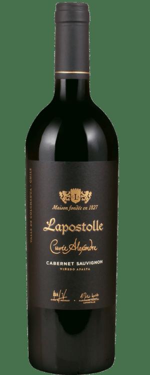 Lapostolle Cuvée Alexandre Cabernet Sauvignon 14.5% Vol. 75cl 2014