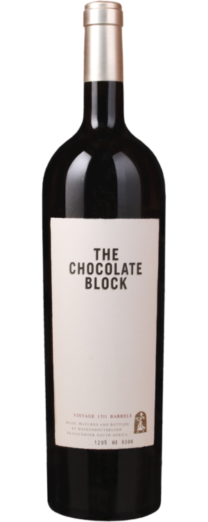 Boekenhoutskloof The Chocolate Block 14.0% Vol. 75cl 2018