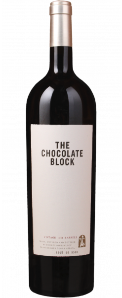 Boekenhoutskloof The Chocolate Block 14.0% Vol. 150cl 2018