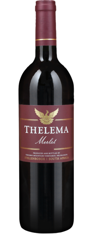 Thelema Merlot 14.5% Vol. 75cl 2015