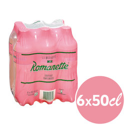 Romanette Grapefruit 6 x 50 cl Pet