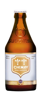 Chimay Blonde Triple 9% Vol. 24 x 33 cl MW Flasche Belgien