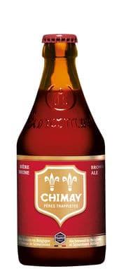 Chimay Rouge 7,0% Vol. 24 x 33 cl MW Flasche Belgien