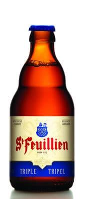 St-Feuillien Triple 8,5% Vol. 24 x 33 cl MW Flasche Belgien
