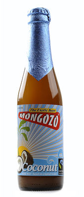 Mongozo Coconut Beer 3,6% Vol. 24 x 33 cl EW Flasche Belgien