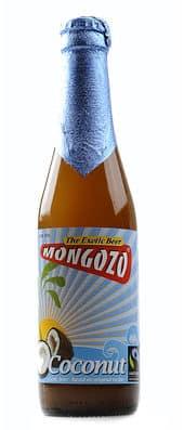 Mongozo Coconut Beer 3,6% Vol. 33 cl EW Flasche Belgien
