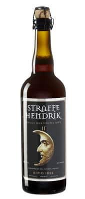 Straffe Hendrik Quadrupel 11,0% Vol. 75 cl EW Flasche Belgien