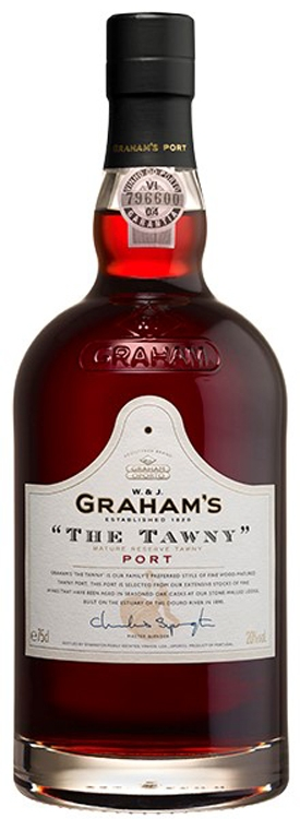 Graham's Port The Tawny 20.0% Vol. 75cl