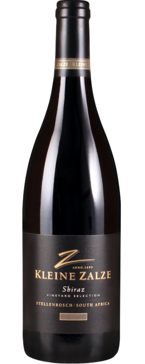Kleine Zalze Wines Vineyard Selection Shiraz 14.0% Vol. 75cl 2016
