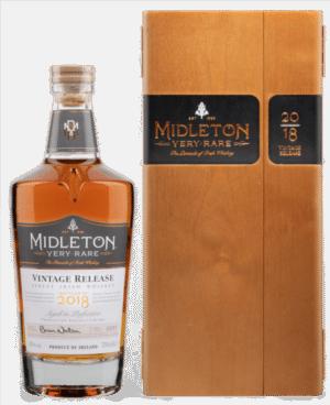 Midleton Distillery Irish Whiskey Very Rare 40% Vol. 70 cl Jahrgang 2019 Holzkiste
