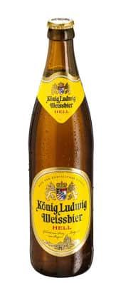 König Ludwig Weissbier 5,5% Vol. 20 x 50 cl MW Flasche