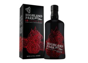 Highland Park Twistet Tatoo 16 Years Old Single Malt Whisky 46,7% Vol. 70 cl