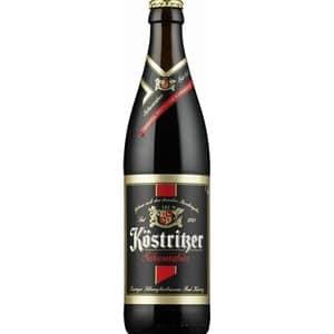 Köstritzer Schwarzbier 4,5% Vol. 50 cl MW Flasche