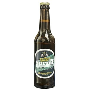 Turbinenbräu Goldsprint 5,2% Vol. 24 x 33 cl MW Flasche
