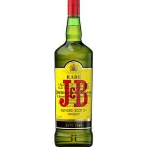 J & B Rare Jéroboam Scotch Whisky 40% Vol. 300 cl Scotland