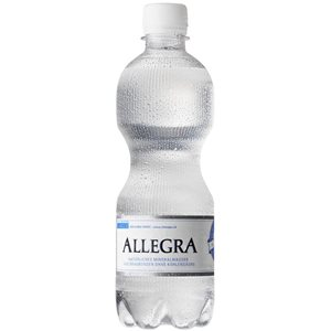 Allegra Mineral ohne Kohlensäure 24 x 50 cl PET