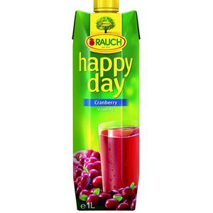 Rauch happy day Cranberry 12 x 100 cl ELO Pack
