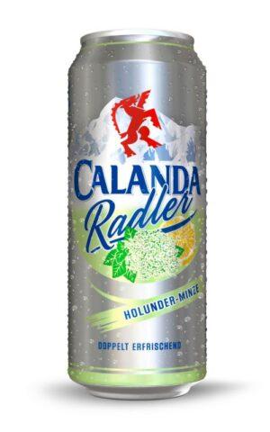 Calanda Radler Holunder 2.0% Vol. 6 x 50cl Dose