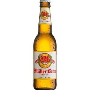 Müllerbräu Lagerbier 6 x 33 cl MW Flasche