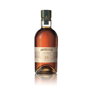 Whisky Aberlour 16 Years old Double Cask Matured Single Malt 40% Vol. 70 cl