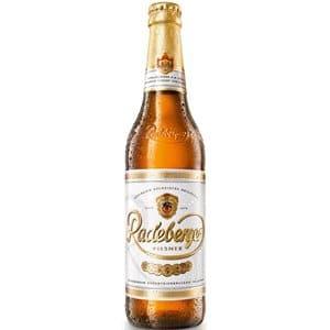 Radeberger Pilsner 20 x 50 cl MW Flasche Depot