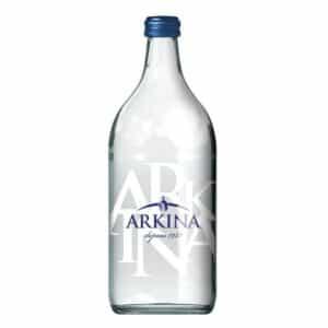 Arkina blau ohne Kohlensäure 12 x 80 cl MW Flasche