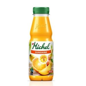 Michel Sunshine Fairtrade 24 x 33 cl Pet