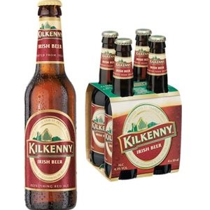 Kilkenny Red Ale 4,2% Vol. 4 x 33 cl EW Flasche Irland