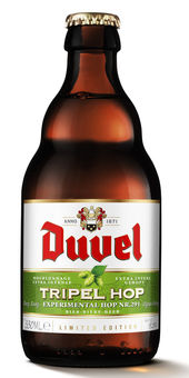 Duvel Tripel Hop 9,5% Vol. 24 x 33 cl MW Flasche Belgien