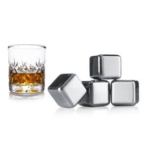 Whiskey Stones VACU VIN