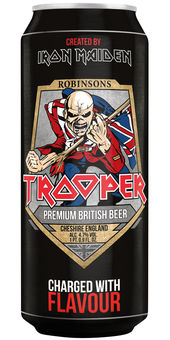 Iron Trooper Indian Pale Ale 4,7% Vol. 24 x 50 cl Dose England