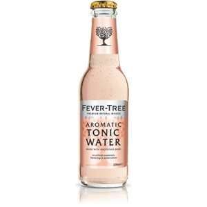 Fever Tree Aromatic Tonic Water 24 x 20cl EW Flasche