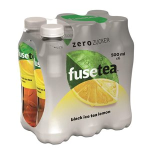 Fuse Tea Lemon ZERO 24 x 50 cl PET
