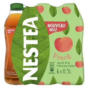 Nestea Peach Pfirsich 6 x 50cl PET