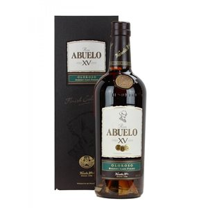 Rum Abuelo XV Oloroso Sherry Cask Finish 40% Vol. 70 cl Panama