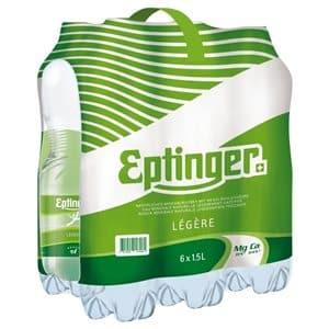 Eptinger grün wenig Kohlensäure 6 x 100 cl PET