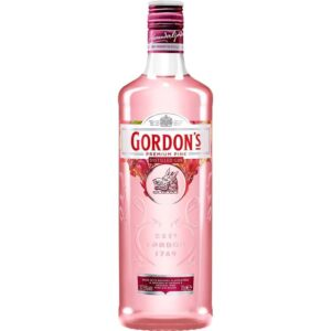 Gin GORDON's Premium Pink 37,5% Vol. 70 cl