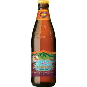 Kona Hanalei Island IPA 4,5% Vol. 24 x 35,5 cl EW Flasche Hawaii