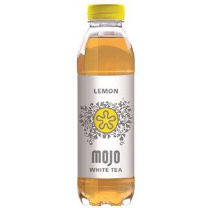 Mojo White Tea Lemon 12 x 50 cl PET
