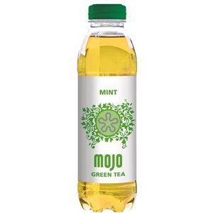 Mojo Green Tea Mint 12 x 50 cl PET