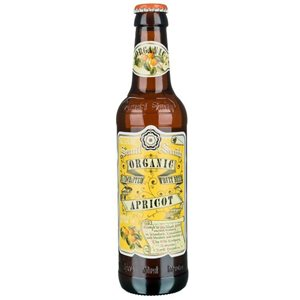 Samuel Smith's Organic Apricot Beer 5,1% Vol. 24 x 35 cl EW Flasche England