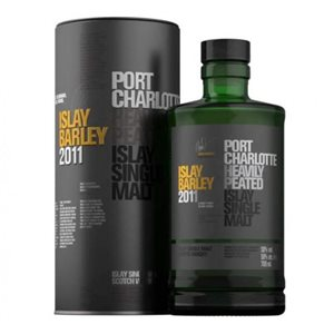 Bruichladdich Port Charlotte Islay Barley 2011 Single Malt Islay Whisky 50% Vol. 70 cl