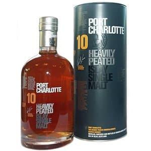 Bruichladdich Port Charlotte PC 10 Single Malt Islay Whisky 50% Vol. 70 cl