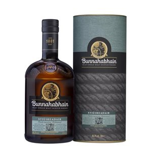 Bunnahabhain Stiureadair Islay Single Malt 46,3% Vol. 70 cl