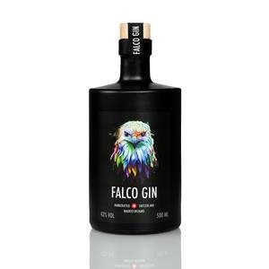 Gin Falco Schaffhausen Handcrafted 43% Vol. 50 cl