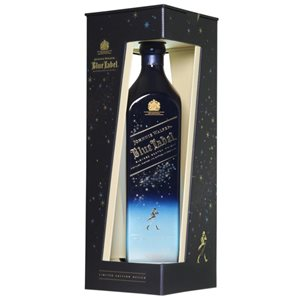 Johnnie Walker BLUE LABEL Limited Winter Edition 40% Vol. 70 cl Schottland