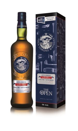 Loch Lomond The Open Special Edition 46% Vol. 70 cl Scotland