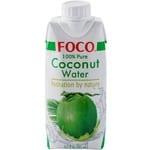 Foco Coconut Water 100% pure 12 x 33 cl Tetra Vietnam